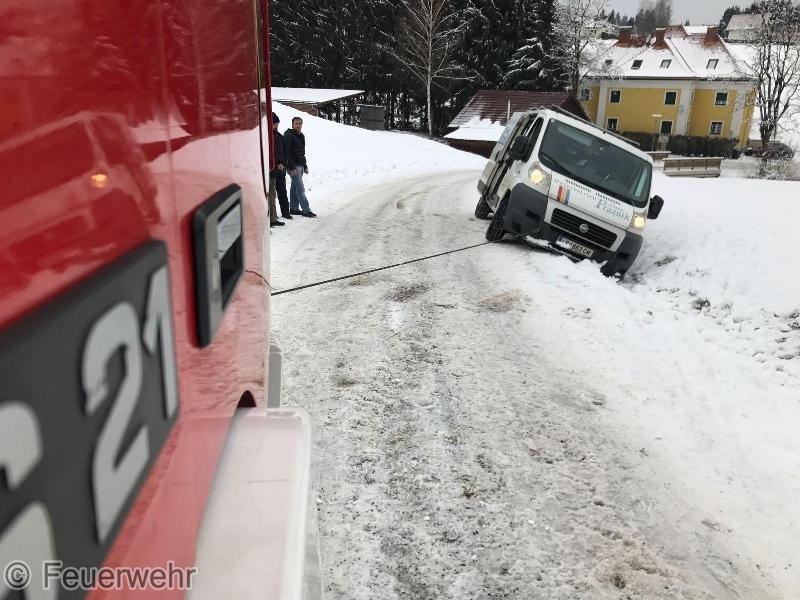 T03 - Verkehrsunfall, Fahrzeugbergung, binden von Betriebsmittel