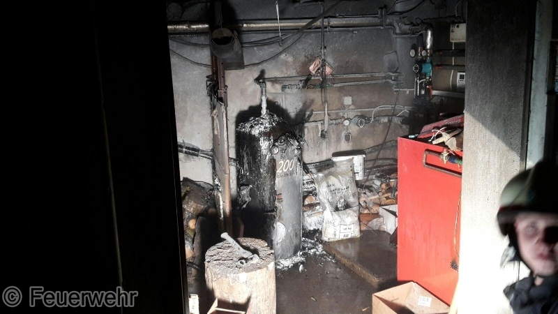 B10 - Keller- und Tiefgaragebrand