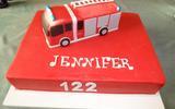 Geburtstagsfeier von JFM Jennifer Hammer